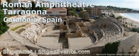Roman Amphitheatre in Tarragona - 42 mins