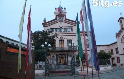 Buddhist Monastery Sitges