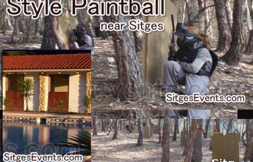 Cancercos-Paintball