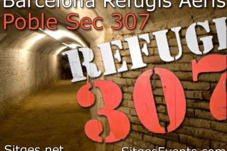 Barcelona Refugis Aeris : Air Raid Shelters