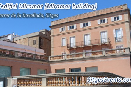 L'edifici Miramar Sitges Museum Museu