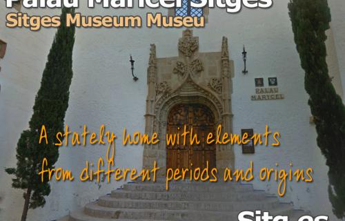 Palau Maricel Sitges Museum Museu